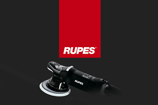 Official Importer Rupes Detailing